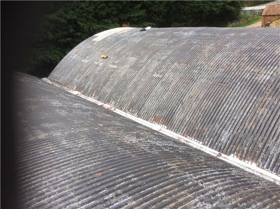 Industrial Roofing Derbyshire